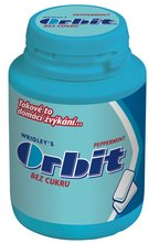 ORBIT BOTTLE Peppermint 46ks