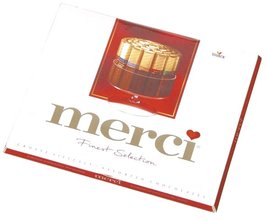 MERCI 250g Finest Selection