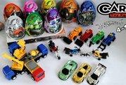 Vajíčko CARS TOY