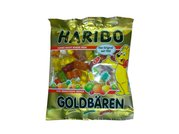 želé HARIBO různé druhy