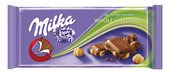 MILKA čokoláda HAZELNUT